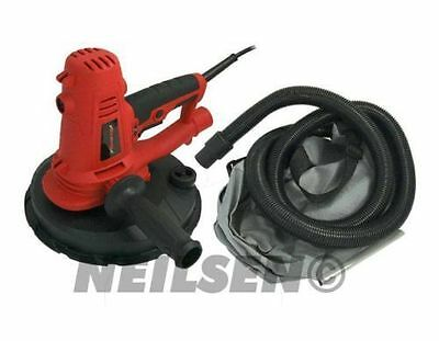 NEW  230 volt dry wall sander with Free Dust Bag