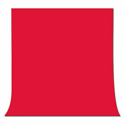 6x9 ft  Red Photo Studio Muslin Backdrop Photography Background