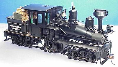 On30 WISEMAN MODEL SERVICES 1920's MODERN STYLE BACHMANN SHAY CONVERSION KIT