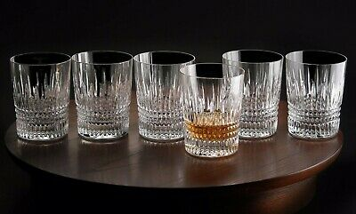 Waterford Crystal | Lismore Diamond DOF Glasses (Set of 6) ✪NEW✪ 40003652 DOUBLE