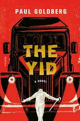 The Yid by Paul Goldberg (English) Hardcover Book Free Shipping!