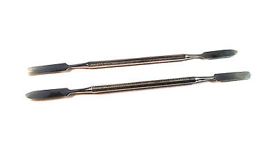 Mixing Spatulas For Cement Amalgam Ointments Dental Lab Dentistry Tools CE X 2