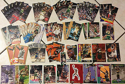 Lot 51 Cartes Basket Nba Special Shawn Kemp