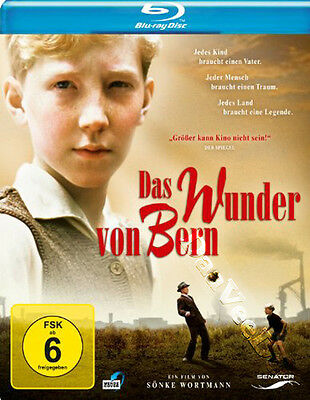 The Miracle of Bern NEW Arthouse Blu-Ray Disc Germany