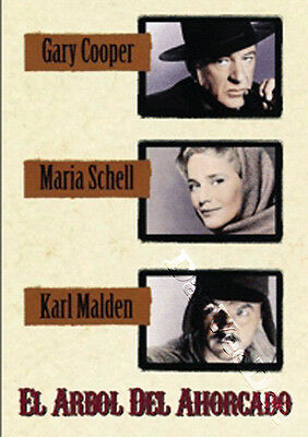 The Hanging Tree NEW PAL Arthouse DVD Delmer Daves Gary Cooper Maria Schell