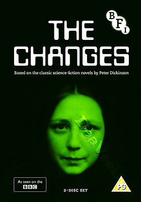 The Changes NEW PAL Kids Series Cult 2-DVD Set John Prowse Victoria Williams