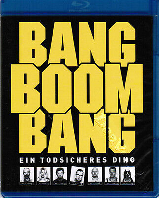 Bang, Boom, Bang NEW Cult Blu-Ray Disc Peter Thorwarth O. Korittke Germany