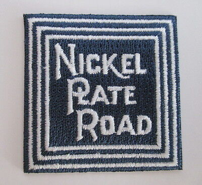 NICKEL PLATE ROAD Railroad PATCH
