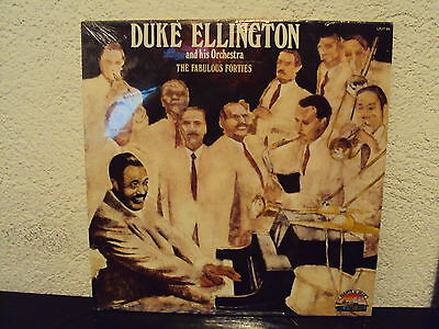 DUKE ELLINGTON & HIS ORCHESTRA - The fabulous forties