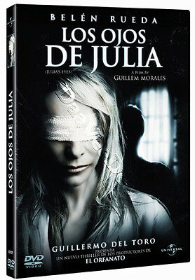 Julia's Eyes NEW PAL Arthouse DVD Guillem Morales Spain