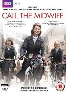 Call the Midwife NEW PAL Series 2-DVD Set Philippa Lowthorpe J. Raine M. Hart