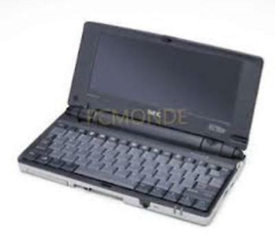 NEC Mobilepro 780 Portable Computer Handheld PC (MC/R530A)