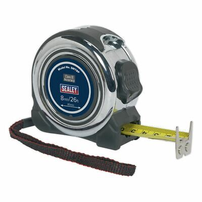 Sealey SMT8P Professional Measuring Tape 8mtr(26ft)
