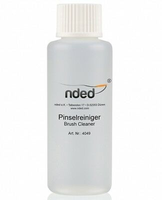NDED Brush Cleaner 100ml Removes UV Gel and Acrylic