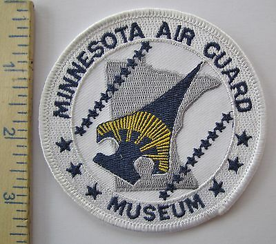 Minnesota Air Force National Guard Museum Patch