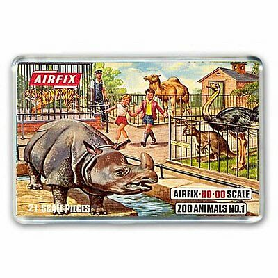 RETRO NOSTALGIA ' LAND OF THE GIANTS'  publicity SPINDRIFT  JUMBO  Fridge Magnet