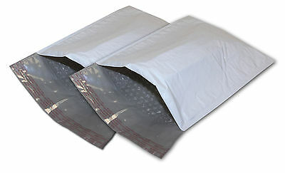"""1000 #2 8.5x12 Poly Bubble Mailers Mailing Padded Envelopes Bags KCA 8.5""""x12"""""""