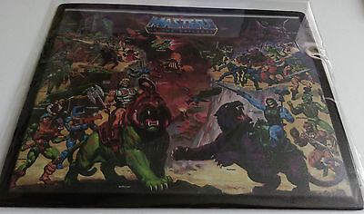 He-Man And The Masters Of The Universe toy poster mousemat/mousepad