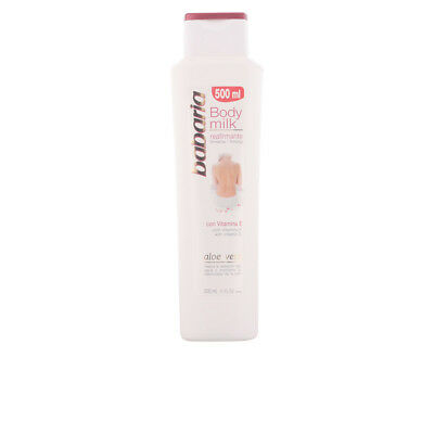 Cosmética Babaria unisex ALOE VERA body milk reafirmante 500 ml