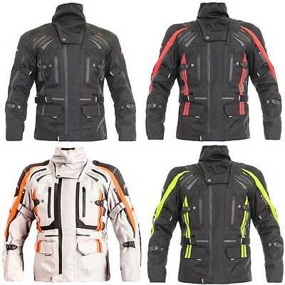 RST Pro Series Paragon V 5 Textile Bike Motorcycle Jacket | All Colours & Sizes
