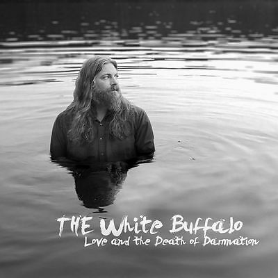 "The White Buffalo ""Love & The Death of Damnation"" Black Vinyl - Sons of Anarchy"