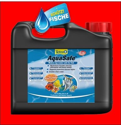 Conditionneur D'Eau De 5 l AquaSafe Avec La Protection Muqueuse