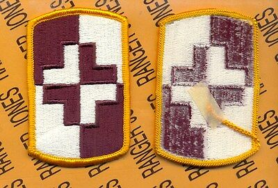 US Army 4th Medical Brigade dress uniform patch