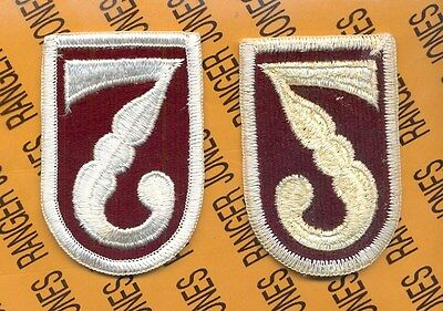 US Army 7th Medical Brigade dress uniform patch