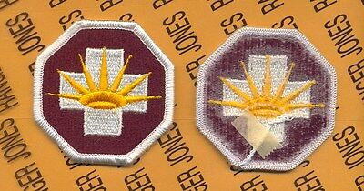 US Army 8th Medical Brigade dress uniform patch