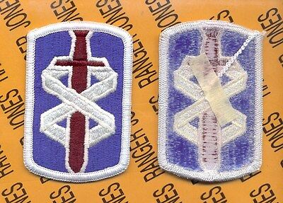 US Army 18th Medical Brigade dress uniform patch