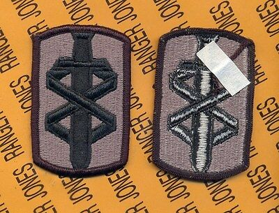 US Army 18th Medical Brigade ACU uniform patch