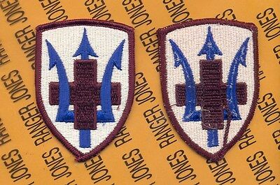 US Army 213th Medical Brigade dress uniform patch