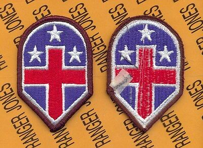 US Army 332nd Medical Brigade dress uniform patch