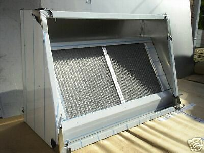 1200mm(4foot) STAINLESS STEEL EXTRACTION CANOPY