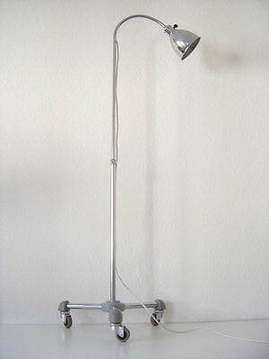 Modernist BAUHAUS Art Deco CHRISTIAN DELL Floor Lamp BÜNTE & REMMLER BuR 1930s
