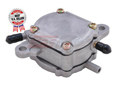 Fuel Pump 3 Outlet Vacuum Pump 4 Stroke GY6 50 - 150cc Scooter Moped ATV ~ US