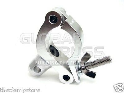 """Global Truss ST-824 Side Entry Clamp w/Half coupler fits 2""""(50mm) Truss 650 lb"""