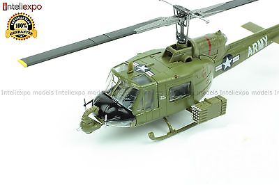 Bell UH-1B Iroquois Huey - 1963 US Military Helicopter Vietnam War New 1/72 No 1