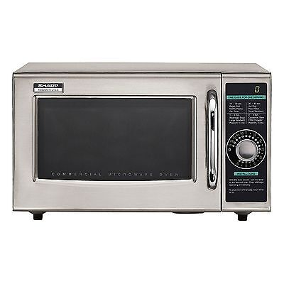 Sharp Commercial Microwave Oven NEW