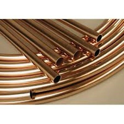CHEAP NEW 15mm Copper Pipe Tube Various Lengths Available *CHEAPEST ON EBAY*