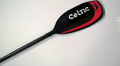 Celtic Pro XTI- Carbon Polymer - Freestyle, Whitewater, racing, river running 4P