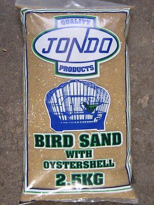 5Kg Maltby's  Bird Sand With Oystershell Grit