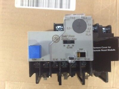 GE Solid State O/L Relay