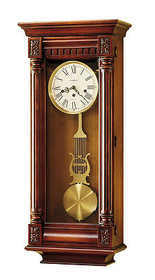 Howard Miller,Key Wind,Chiming 620-196 New Haven Wall Clock