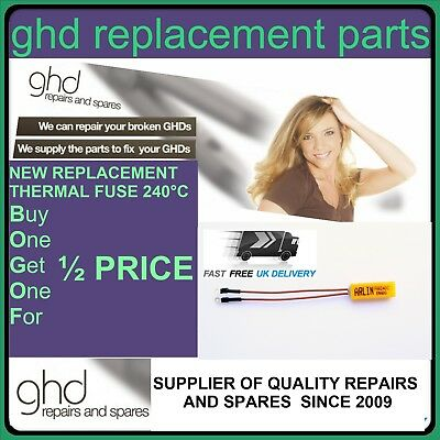 Thermal Fuse For Ghd Hair Straighteners