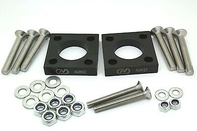2 x RENAULT CLIO 15MM -1.5 DEGREE REAR CAMBER SHIMS / SPACERS 172 182 CUP TROPHY