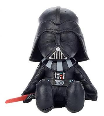 Star Wars beans collection Darth Vader stuffed toy sitting height 15cm Japan
