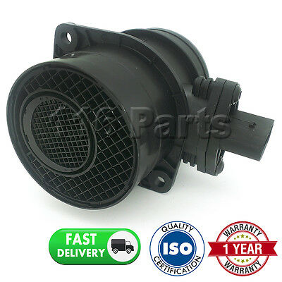 For Volkswagen Golf Mk5 2.0 Tdi Diesel (2003-09) Maf Mass Air Flow Sensor Meter