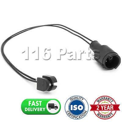 For Bmw 3 Series E30 325I 2.5 Baur Cabriolet 1986-93 Front Brake Pad Wear Sensor