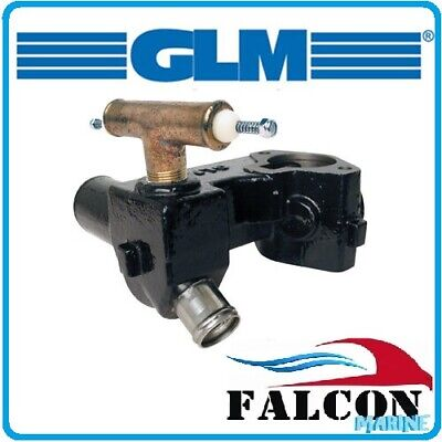 GLM 13230 Thermostat Housing Kit+Tee Valve for Mercruiser 305 5.7 350 87290A4